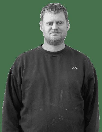 Murermester Ulrik Pedersen i Odense